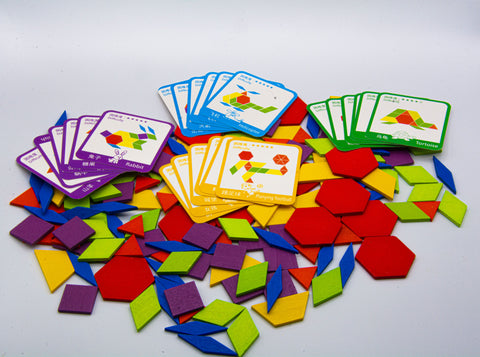pattern blocks
