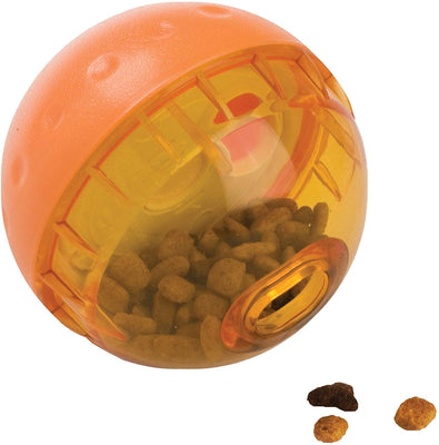 Ball Interactive Food Dispensing Dog Toy