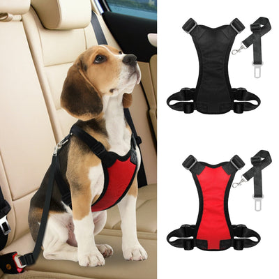 Nylon Dog Car Seat Belt