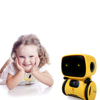 Smart Robot Toys Walking Interactive Robot Cute Toy Robot Kids Dancing Dialogue Touch