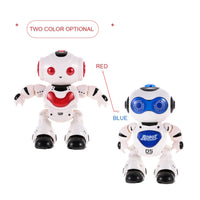 Robot White-Red -White & Blue
