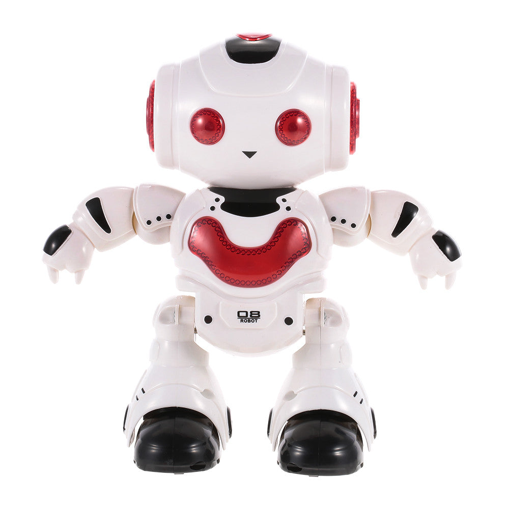 Robot White and Red