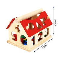 Learning resources Building Block  House
