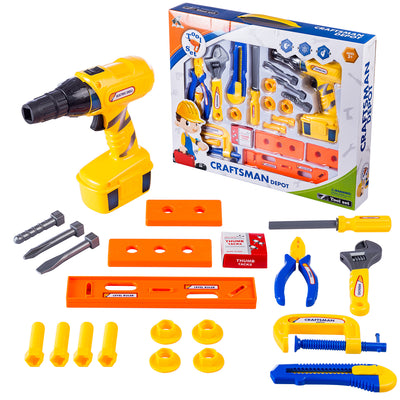 Tool Kit for Toddlers & Kids
