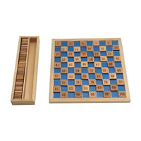 Hundred Board Wooden