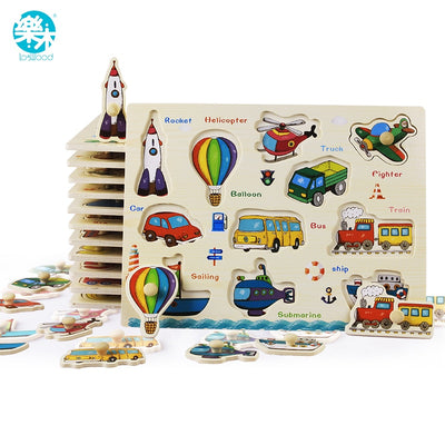 Learning Puzzles Toy