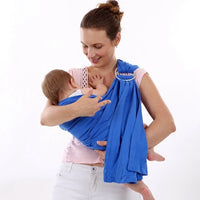 Adjustable Ring Sling Baby Carrier