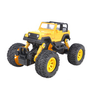Friction Truck Yellow