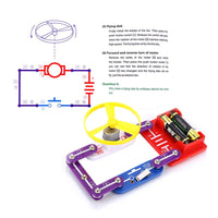 Building Blocks Electric Circuits Kit