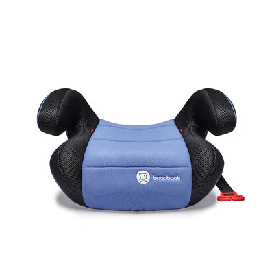 backless booster seat sky blue