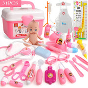 Doctor play set - 39 pcs