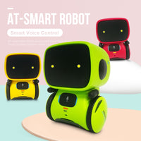 Smart Robot dancing family