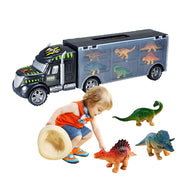 Dinosaur transport carrier - Transport Truck Carrier Toy