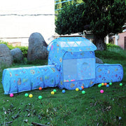 Outdoor tent - ball pool for babies