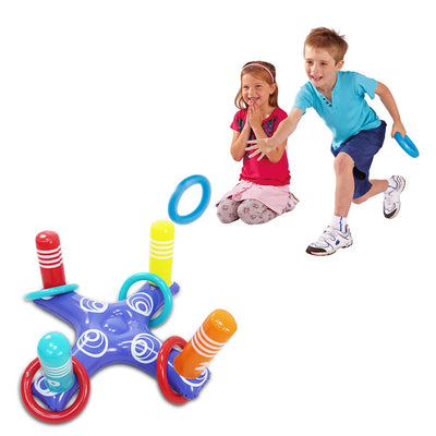 Inflatable Cross Ring Toss