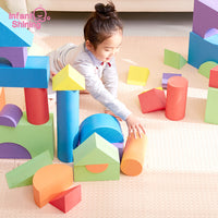 Building blocks foam toys