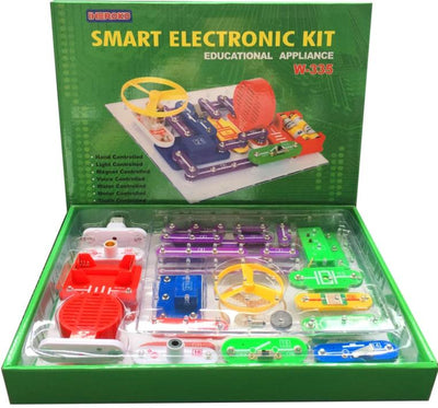 Smart Electronics Blocks Kit - W335