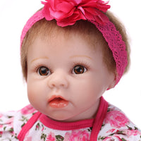Baby doll close view