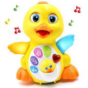 Musical Duck Toy Musical Instrument Learning & Education