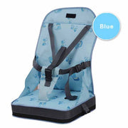Booster portable infant seat