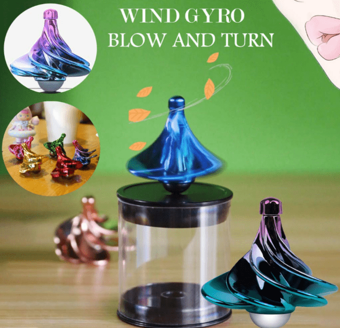 Wind Gyro - Best Christmas Gift