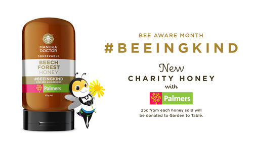 We're excited to Celebrate our Little Heroes for Bee Aware Month
