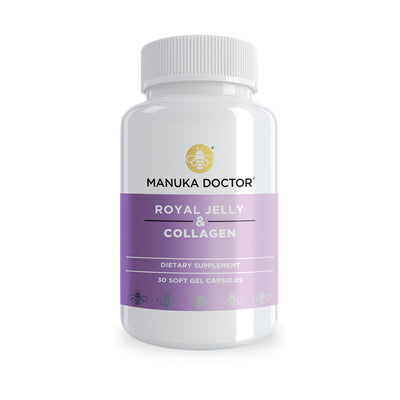 Manuka Doctor Royal Jelly & Collagen