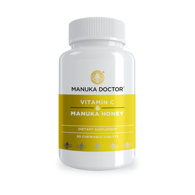 Manuka Doctor Vitamin C & Manuka Honey