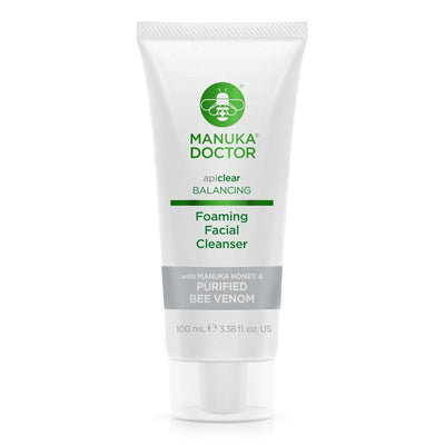 ApiClear Foaming Facial Cleanser