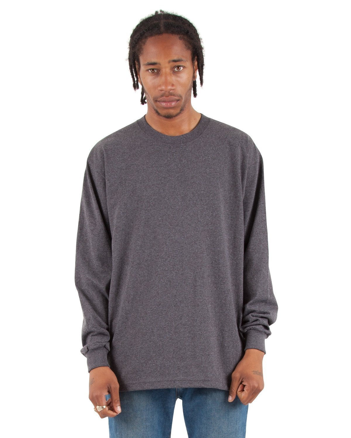7.5 oz Max Heavyweight Long Sleeve - Large Sizes