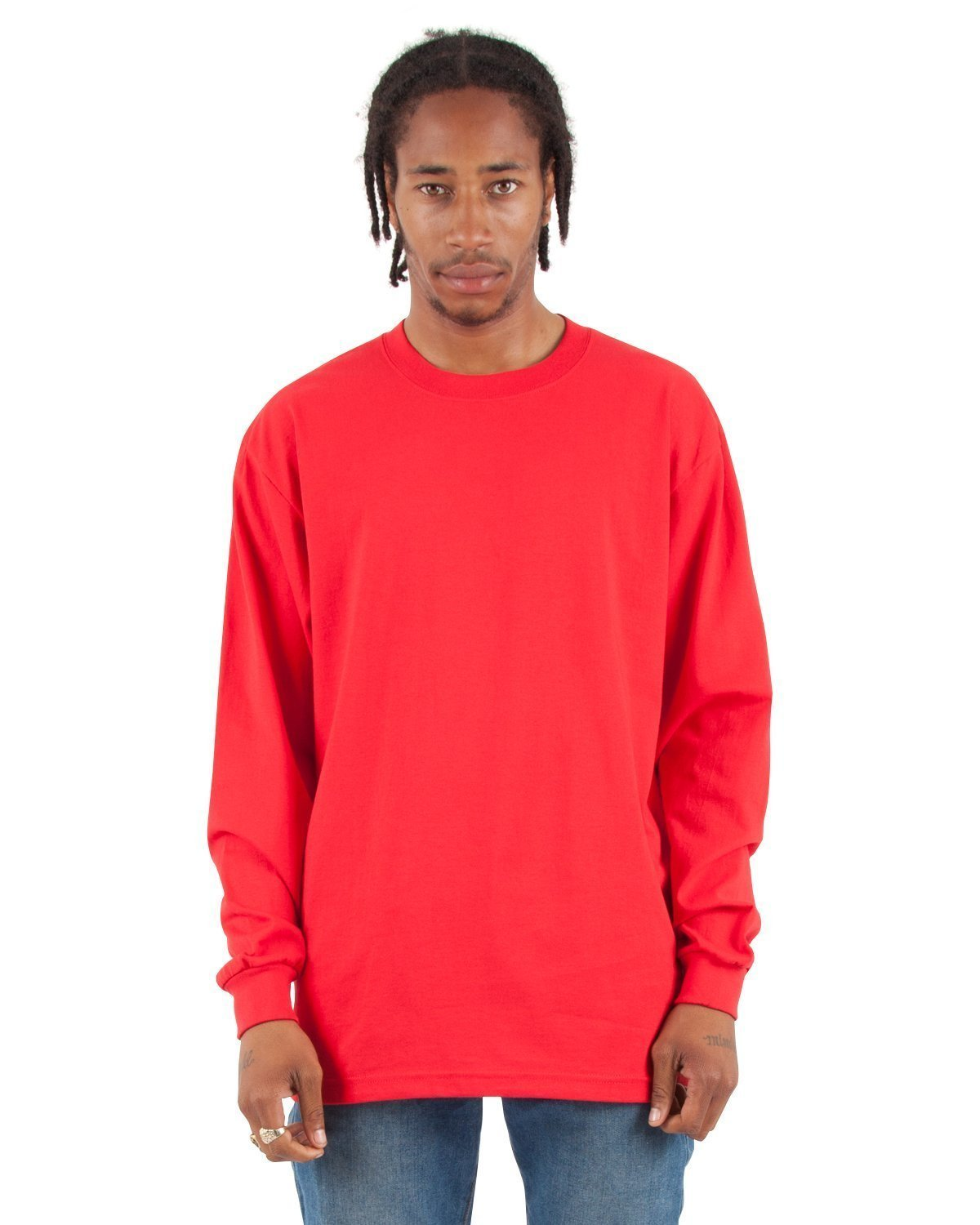 7.5 oz Max Heavyweight Long Sleeve - Standard Sizes