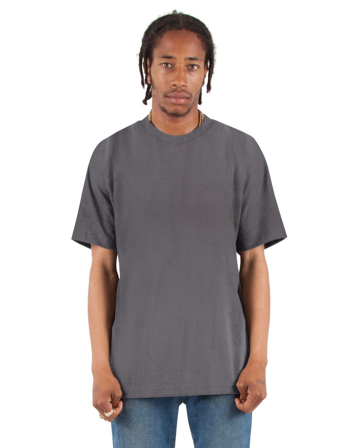 7.5 oz Max Heavyweight Short Sleeve - Large Tall Sizes
