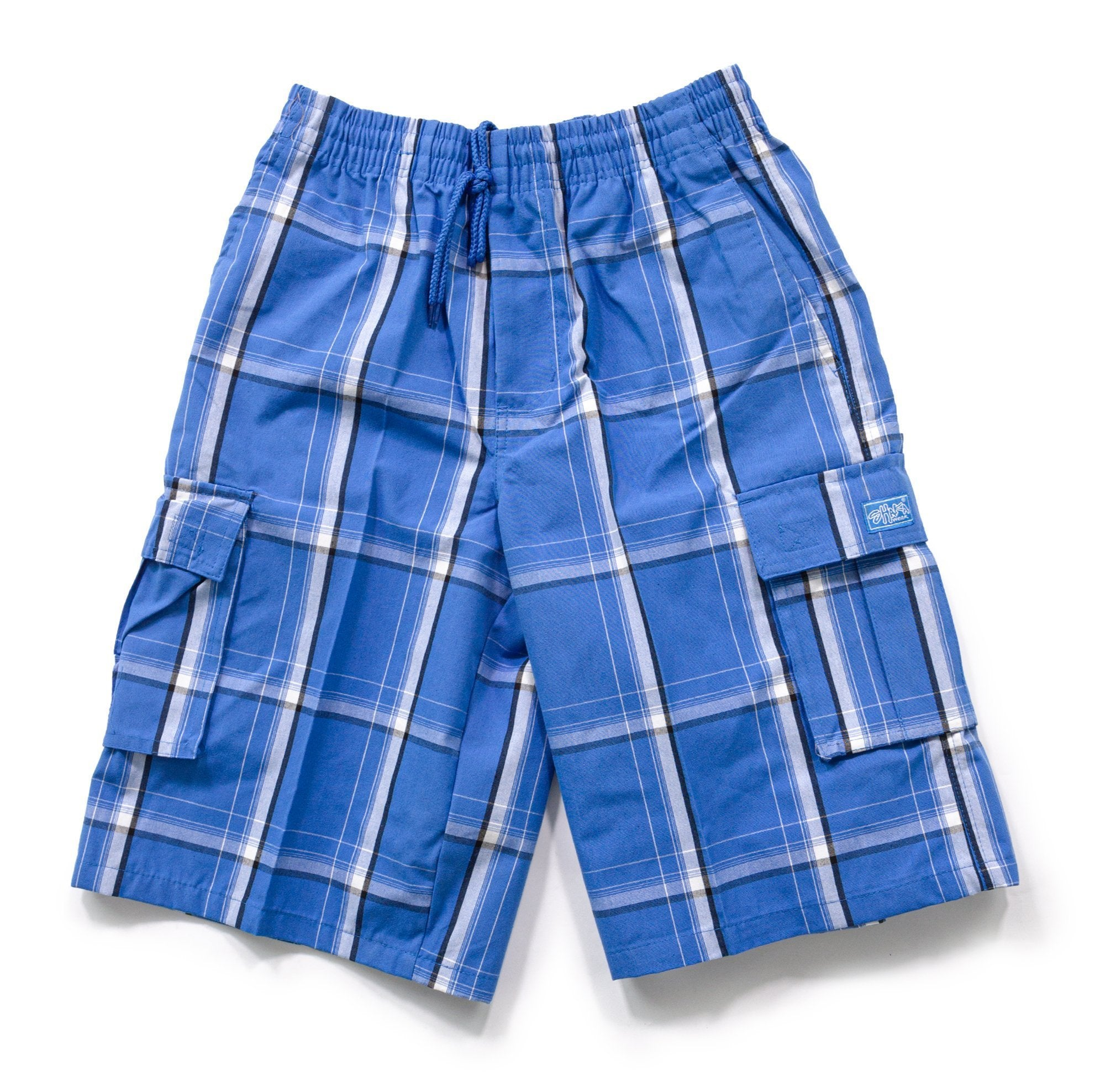 Kids' Plaid Shorts