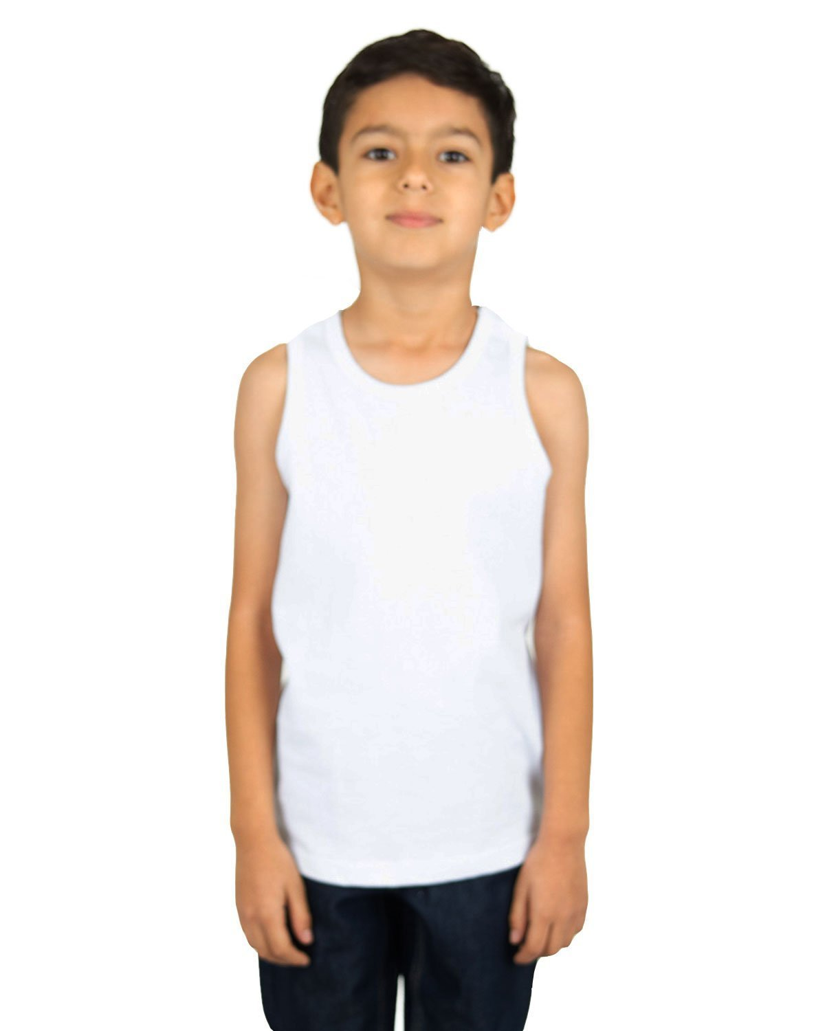 6.0 oz Kids' Tank Top