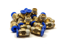 Load image into Gallery viewer, Capricorn 4 Pack PC4-01 NPT (1/8in) Fittings - For 1.75mm Bowden Tubing