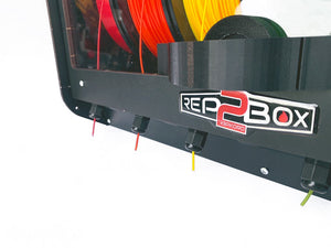 "RepBox 2.2: ""THE"" 3D Printing Filament Management Solution"