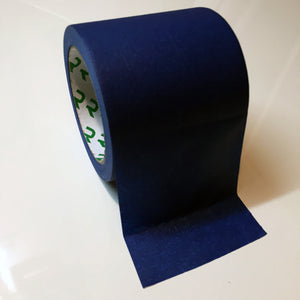"REPKORD XL Wide Build Plate Tape Blue Painters 3.75"" wide 100ft (30m)"