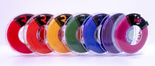 Load image into Gallery viewer, Rainbow Pak PLUS!: Red, Orange, Yellow, Green, Blue, Purple, Pink 1lb Spools