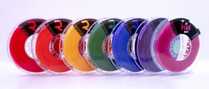 Rainbow Pak PLUS!: Red, Orange, Yellow, Green, Blue, Purple, Pink 1lb Spools