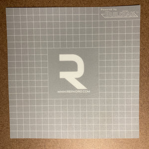 "Repkord 200mm x 200mm (8""x8"") 3D Printing Build Surface: Powered By BuildTak!"