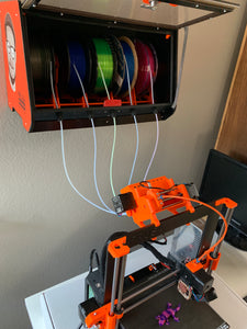 "RepBox v2.1: ""THE"" 3D Printing Spool Management Solution"