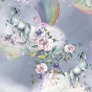 Unicorn Magic Wallpaper 60 x 300cm Roll