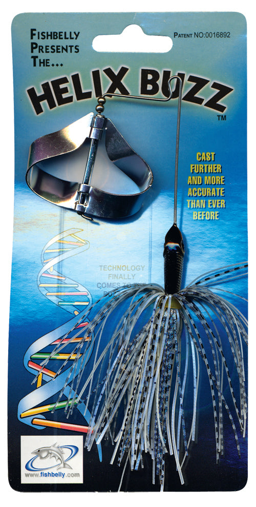 Helix Buzz (Classic: Excellent for Topwater)