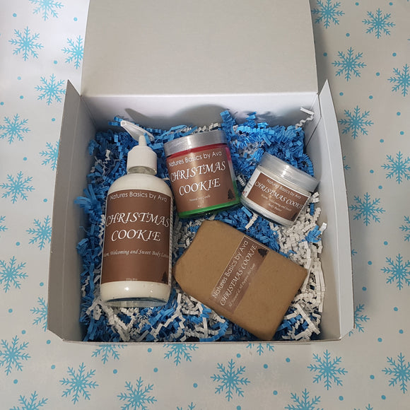 Natures Basics by Ava - Christmas Cookie Gift Set