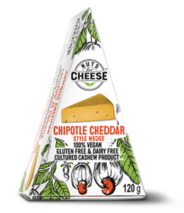 Nuts for Cheese - Chipotle Cheddar 120g