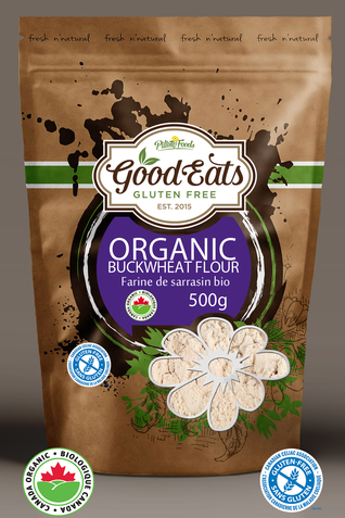 Good Eats Buckwheat Flour 500g