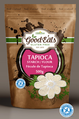 Good Eats Tapioca Starch / Flour 500g