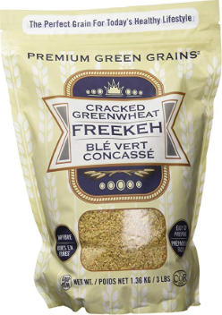 Premium Green Grains Cracked Freekeh 1.36kg
