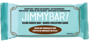 JimmyBAR! Super Hip Chocolate Chip Bar