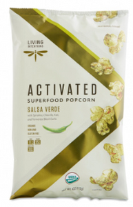 Living Intentions Popcorn - Salsa Verde